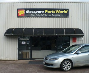 Mazspare Shop