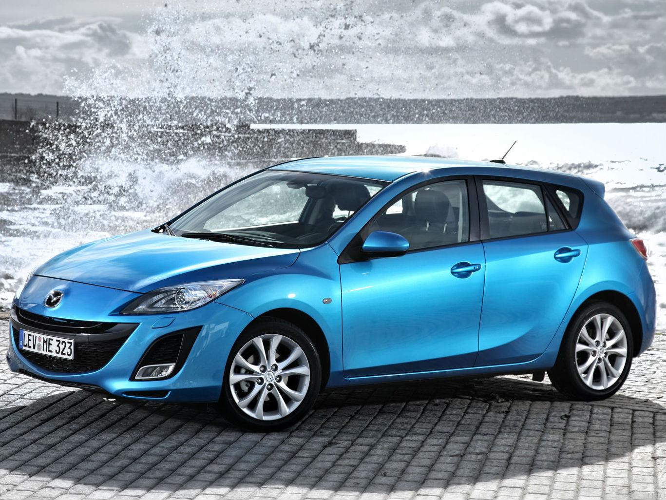 2008 Mazda 3 Battery