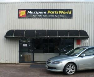 Mazspare Shop